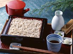 関東地方の日本蕎麦の画像