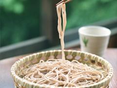 日本蕎麦の製法