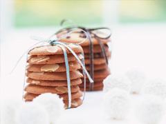 蕎麦粉を使った料理の画像